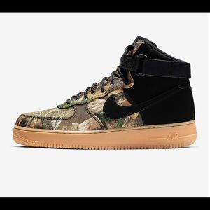 Nike Air Force 1 Realtree Hightop 8